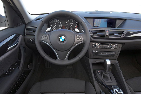 BMW Х1 xDrive rental in Moscow