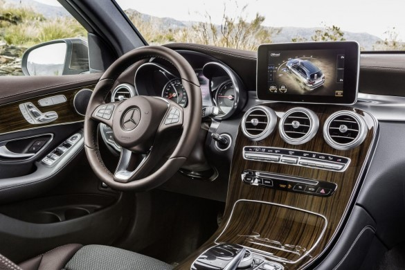 Mercedes-Benz GLC 220 d 4matic rental in St. Petersburg