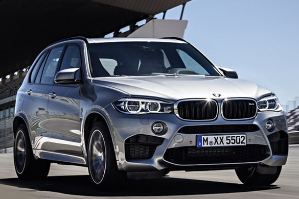 BMW X5 rental in St. Petersburg