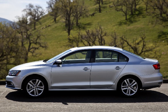 VW Jetta rental in  Permian