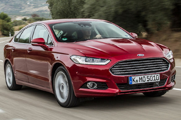 Ford Mondeo rental in Kazan