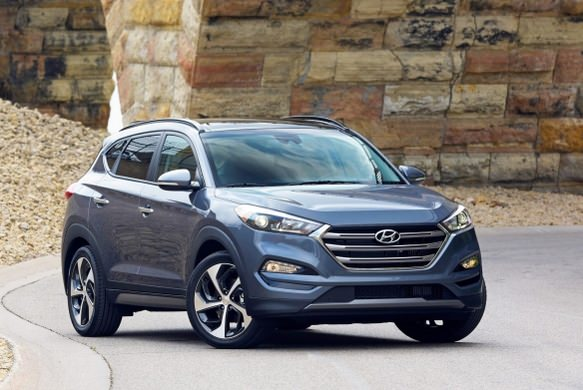 Hyundai Tucson rental in Ekaterinburg