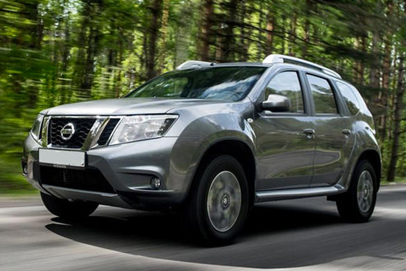 Nissan Terrano rental in Sochi
