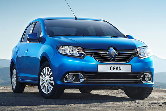 Renault Logan rental in Sochi