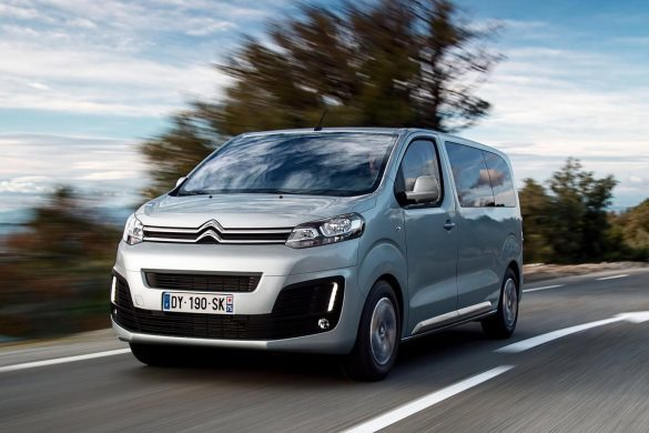 Аренда автомобиля Citroen Spacetourer NEW в Санкт-Петербурге