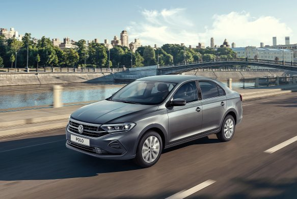 Аренда автомобиля VW POLO NEW в Самаре